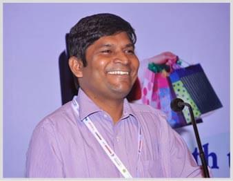 Kumar Vembu CEO of GOFRUGAL - Speak on CRS 2014