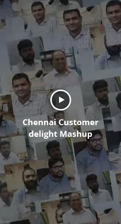 Chennai Customer Mashup