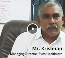 Distributor software happy customer - Evita Healthcare