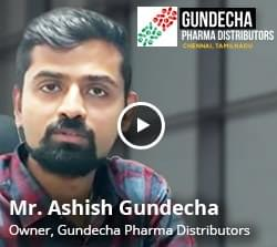 Distributor software happy customer - Gundecha Pharma Distributors