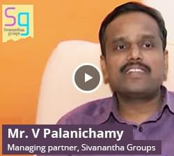 Customer feedback - Sivanantha Groups