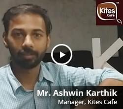 Restaurant software customer video - Kites Cafe