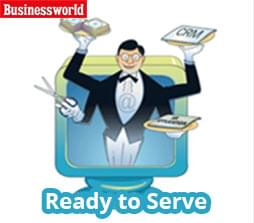 Retail customer covery story in Business World Magazine