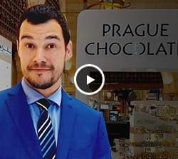 Food court software customer video - prague-chocolate
