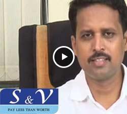 Apparel customer video - S&V