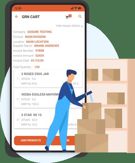 grn mobile app