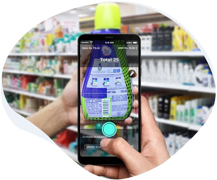 Mobile stock take app