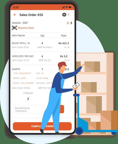 stockpick mobile app