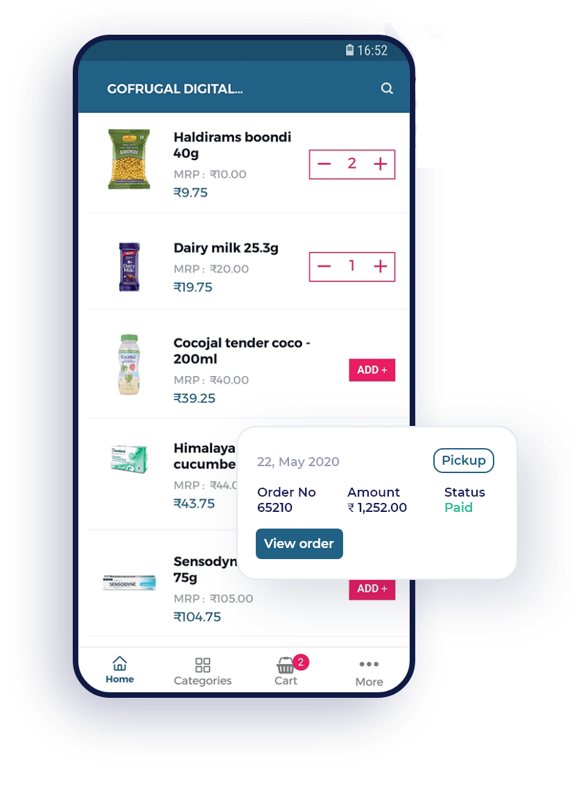 Drive more sales with an omnichannel retail app