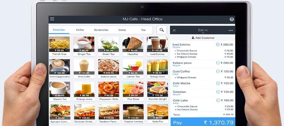 Retail information app