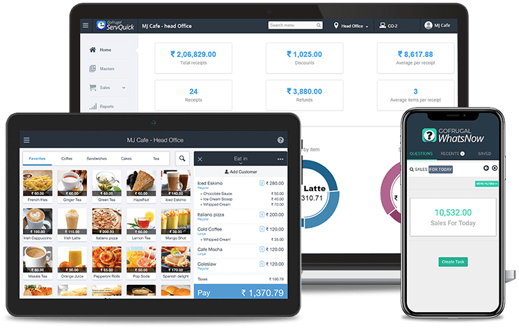 ServQuick - POS for Food Truck Restaurant
