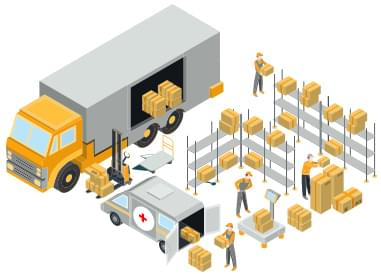 Pharma distributon management solution