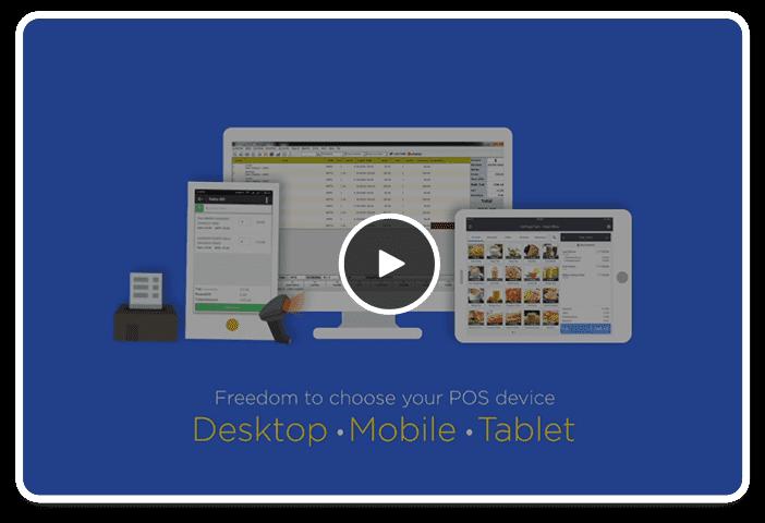Mobile invoice app video