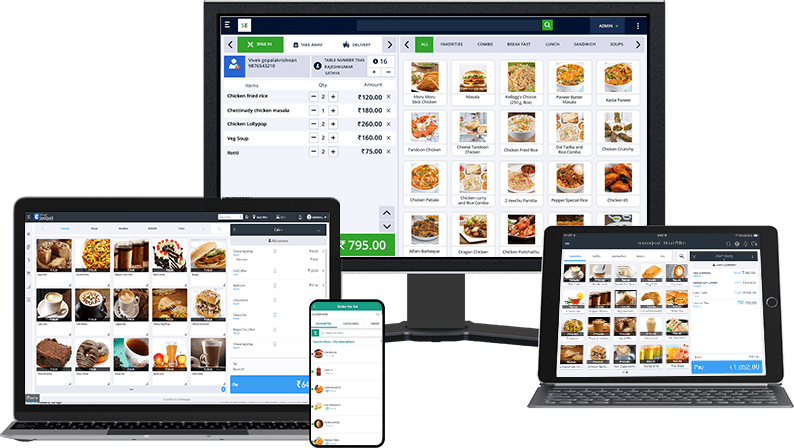 Restaurant ERP Software