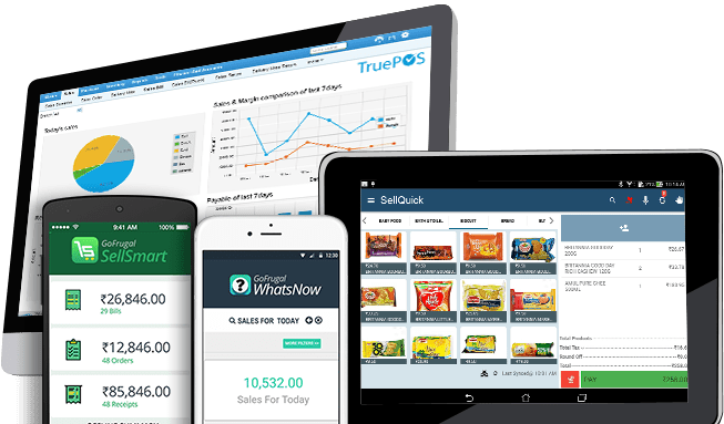 TruePOS - Online retail web based pos solution