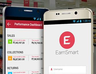 Earnsmart - distributors app