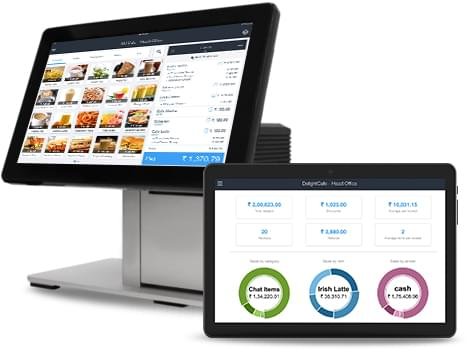 Cloud qsr pos software