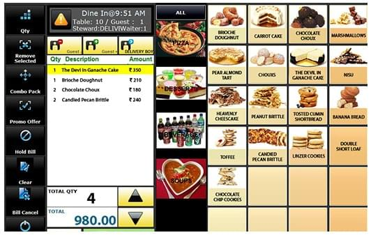 Bakery Shop POS Software, Bakery Billing Inventory and Accounting