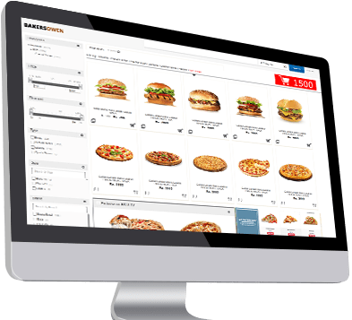 E commerce integration for quick service restaurants