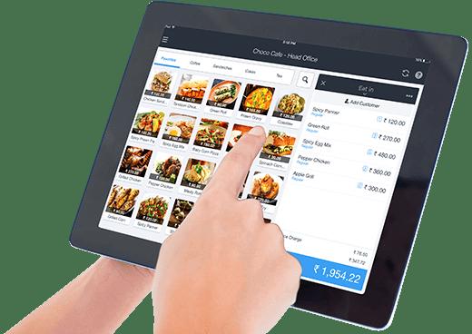 Restaurant Pos Software For Restaurant Billing Inventory