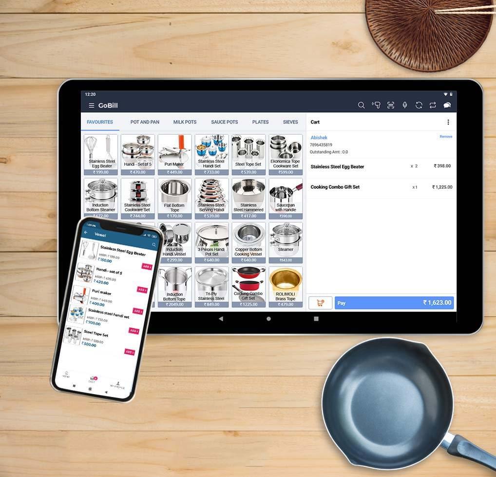 Sports Shop Retail POS Software