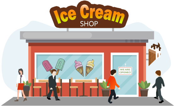 ice cream pos software ice cream shop pos billing inventory accounting software. Black Bedroom Furniture Sets. Home Design Ideas